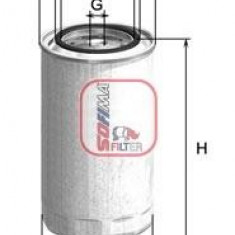 Filtru combustibil SWAG IVECO EuroCargo 60 E 10 - SOFIMA S 3210 NR