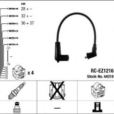Set cablaj aprinder MAZDA RX 8 1.3 Wankel - NGK 44318 - Instalatie electrica auto Valeo