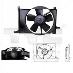 Ventilator, radiator OPEL VITA C 1.0 - TYC 825-0002 - Electroventilator auto