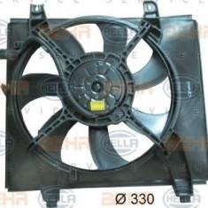 Ventilator, radiator HYUNDAI LAVITA 1.5 CRDi - HELLA 8EW 351 034-461 - Electroventilator auto PIERBURG