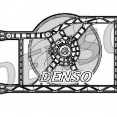 Ventilator, radiator FIAT 500 C 0.9 - DENSO DER09047 - Ventilatoare auto