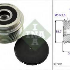Sistem roata libera, generator FORD ESCAPE 2.3 16V - INA 535 0132 10 - Fulie