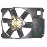 Ventilator, radiator PEUGEOT BOXER bus 1.9 TD - NRF 47351 - Electroventilator auto