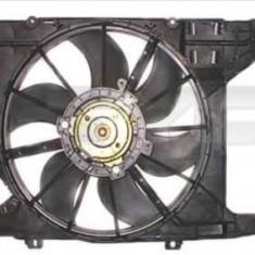 Ventilator, radiator DACIA LOGAN 1.5 dCi - TYC 828-1006 - Ventilatoare auto