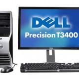Pachet Dell Precision T3400, Core 2 Duo E6850, 3.0Ghz, 4Gb DDR2, 320GB HDD 12707