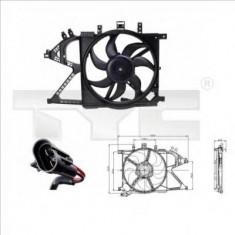 Ventilator, radiator OPEL VITA C 1.0 - TYC 825-0008 - Electroventilator auto
