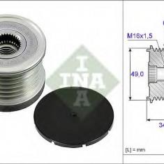 Sistem roata libera, generator BMW 3 Touring 318 i - INA 535 0075 10 - Fulie