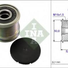 Sistem roata libera, generator MERCEDES-BENZ R-CLASS R 350 CDI 4-matic - INA 535 0111 10 - Fulie