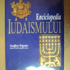 G.WIGODER - ENCICLOPEDIA IUDAISMULUI (IUDAISM/DICTIONAR/ISTORIA RELIGIILOR)