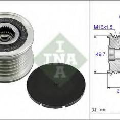 Sistem roata libera, generator MERCEDES-BENZ E-CLASS T-Model E 220 T CDI - INA 535 0086 10 - Fulie