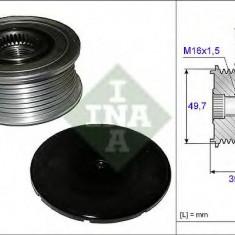 Sistem roata libera, generator MERCEDES-BENZ R-CLASS R 350 CDI 4-matic - INA 535 0084 10 - Fulie