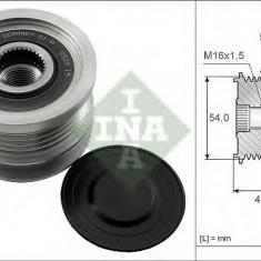 Sistem roata libera, generator OPEL ZAFIRA B Van 1.6 CNG Turbo - INA 535 0143 10 - Fulie