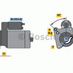 Starter PEUGEOT 508 1.6 VTi - BOSCH 0 001 106 405 - Electromotor