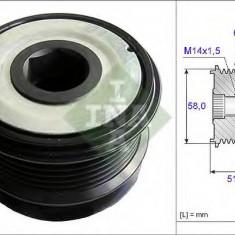 Sistem roata libera, generator CHRYSLER GRAND VOYAGER IV 2.5 CRD - INA 535 0196 10 - Fulie