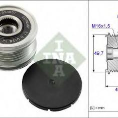 Sistem roata libera, generator MERCEDES-BENZ A-CLASS A 200 CDI - INA 535 0101 10 - Fulie