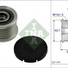 Sistem roata libera, generator MERCEDES-BENZ C-CLASS T-Model C 220 CDI - INA 535 0016 10 - Fulie