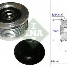 Sistem roata libera, generator HYUNDAI LAVITA 1.5 CRDi - INA 535 0110 10 - Fulie
