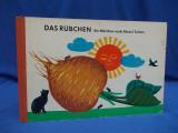 CARTE COPII IN LIMBA GERMANA / DAS RUBCHEN EIN MARCHEN NACH A. TOLSTOI - 1967