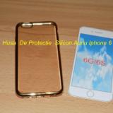 Husa De Protectie Silicon Iphone 6 - Husa Telefon, iPhone 6/6S, Transparent
