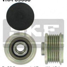 Sistem roata libera, generator RENAULT MODUS / GRAND MODUS 1.5 dCi 90 - SKF VKM 03608 - Fulie