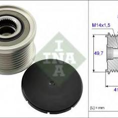 Sistem roata libera, generator JEEP GRAND CHEROKEE Mk II 3.1 TD 4x4 - INA 535 0141 10 - Fulie