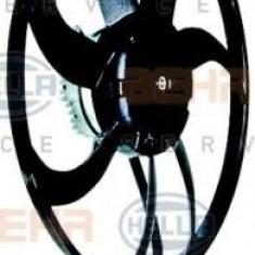Ventilator, radiator VW CADDY III caroserie 1.9 TDI 4motion - HELLA 8EW 351 043-301 - Ventilatoare auto LuK