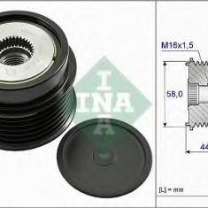 Sistem roata libera, generator HYUNDAI ix20 1.4 - INA 535 0271 10 - Fulie