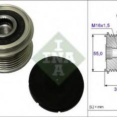 Sistem roata libera, generator KIA SORENTO II 2.0 CRDi - INA 535 0216 10 - Fulie