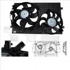 Ventilator, radiator VW GOLF Mk IV 1.4 16V - TYC 832-0001