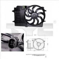 Ventilator, radiator MINI MINI One - TYC 803-0001 - Electroventilator auto