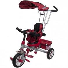 Tricicleta Runner - Sun Baby - Rosu - Tricicleta copii