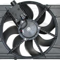 Ventilator, radiator FORD FOCUS C-MAX 1.6 - FRIGAIR 0505.2030 - Electroventilator auto