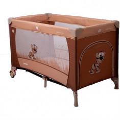 Patut Pliabil Samba - Coto Baby - Maro, 125X65cm, Coto Baby