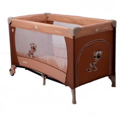 Patut Pliabil Samba - Coto Baby - Maro - Patut pliant bebelusi Coto Baby, 125X65cm