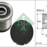 Sistem roata libera, generator RENAULT MEGANE CC 2.0 CVT - INA 535 0030 10