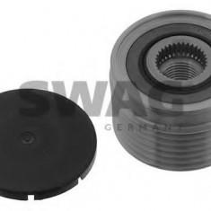 Sistem roata libera, generator FIAT SCUDO Combinato 1.9 TD - SWAG 70 93 7046 - Fulie
