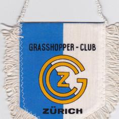 Fanion fotbal GRASSHOPPER ZURICH (Elvetia)