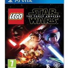 Lego Star Wars The Force Awakens Ps Vita, Actiune, 3+, Single player