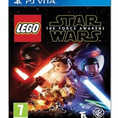 Lego Star Wars The Force Awakens Ps Vita - Jocuri PS Vita, Actiune, 3+, Single player