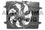 Ventilator, radiator - AUTOGAMMA GA228205