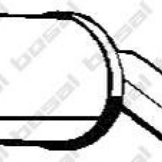 Toba esapament primara VW CARAT 1.8 - BOSAL 233-275 - Toba finala auto