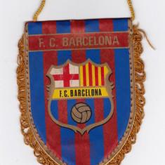 Fanion fotbal FC BARCELONA (Spania)