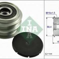 Sistem roata libera, generator RENAULT MODUS / GRAND MODUS 1.2 - INA 535 0269 10 - Fulie