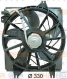 Ventilator, radiator HYUNDAI AVANTE II 1.6 i - HELLA 8EW 351 034-681, PIERBURG