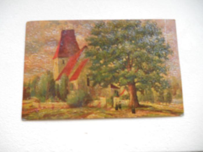 PICTURA IN ULEI - CIRCULATA