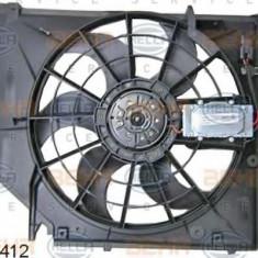 Ventilator, radiator BMW 3 limuzina 318 i - HELLA 8EW 351 038-391 - Electroventilator auto PIERBURG