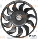 Ventilator, radiator AUDI A6 limuzina 3.0 TFSI quattro - HELLA 8EW 351 034-791, PIERBURG