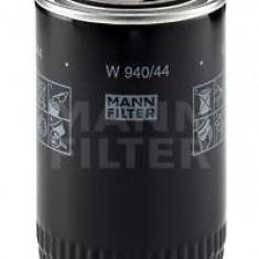 Filtru ulei AUDI A6 limuzina 1.9 TDI - MANN-FILTER W 940/44