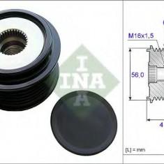 Sistem roata libera, generator AUDI A6 2.0 TFSI - INA 535 0210 10 - Fulie