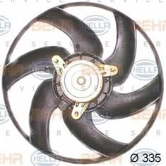 Ventilator, radiator CITROËN XSARA 1.9 D - HELLA 8EW 351 043-651 - Ventilatoare auto LuK